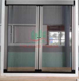 Xưởng sản xuất cửa lưới chống muỗi dạng cố định