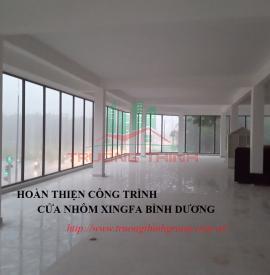 Top 3 mẫu cửa nhôm Xingfa Việt Nam được yêu thích nhất